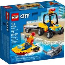 Atv di Soccorso Balneare - LEGO City 60286
