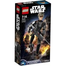 LEGO Star Wars 75119 - Sergeant Jyn Erso