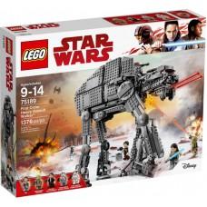 First Order Heavy Assault Walker - LEGO Star Wars 75189