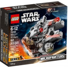 Microfighter Millennium Falcon LEGO Star Wars 75193