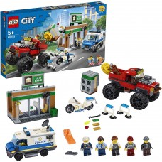 Rapina sul Monster Truck - LEGO City 60245