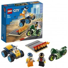 Team acrobatico - LEGO City 60255