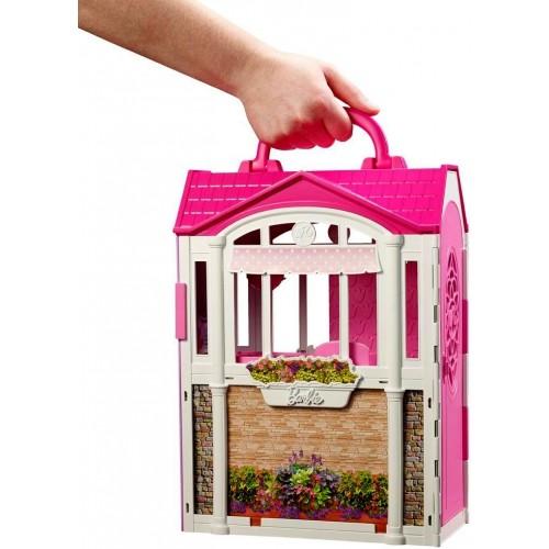 Barbie Casa Vacanze Glam CHF54 Mattel - Giochi e giocattoli