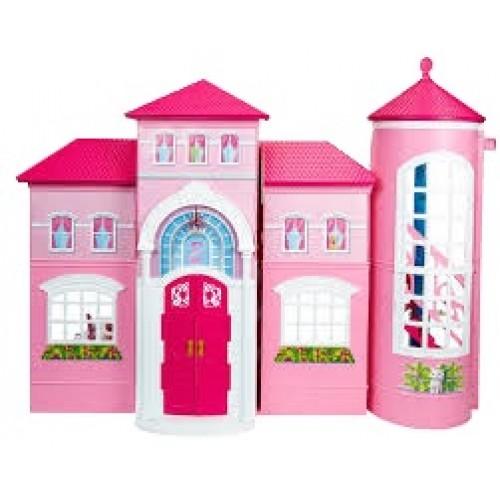 La casa malib di barbie w3141 mattel giochi e giocattoli for Casa di malibu di barbie