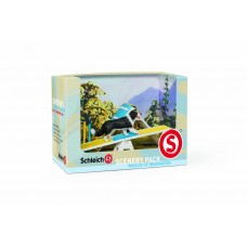 Agility Dog Scenery Pack  - Schleich 41803