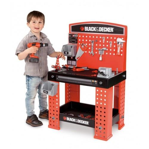 Black decker super banco da lavoro giochi e giocattoli for Tavolo lavoro black decker